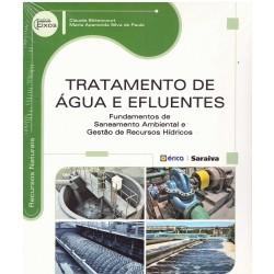 Tratamento de  Água e Efluentes :  Fundamentos de  Saneamento Ambiental e Gestão de Recursos Hídricos
