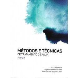 Métodos e Técnicas de Tratamento de Água - 3a. Edição